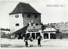 bastionul croitorilor cluj Film Photography, Romania, Old Photos, 19th Century, Louvre, Building, Postcards, Painting, Travel