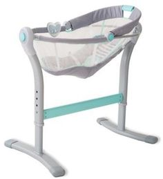 SwaddleMe® By Your BedTM Sleeper in Grey