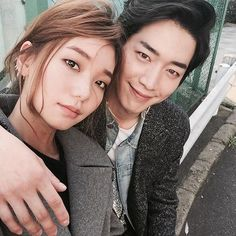 Seo Kang Joon and Lee Ho Jung Pose for High Cut Magazine | Koogle TV