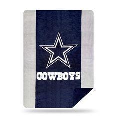 b6142a07da7 Dallas Cowboys Denali All Season Blanket Throw