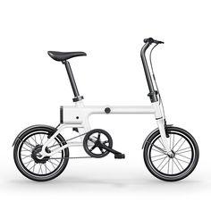 "Yunma mini Intelligent Folding Vermogen Assisted Elektrische fiets 14.9KG Lichtgewicht Electric Bicycle 16"" 120W 36V / 2.6AH Li-ion batterij Mini Bike Aanbiedingen – Banggood.com"