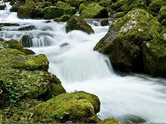 philipp von ostau photography  waterfalls - landscape - france - flow - energy