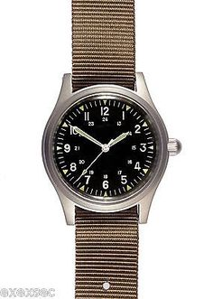 Mwc gg-w-113 #automatic #1960s/70's vietnam pattern us #military watch, View more on the LINK: http://www.zeppy.io/product/gb/2/381278262966/