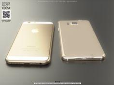 Which one do you prefer? Apple iPhone 6 or Samsung Galaxy Alpha?
