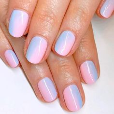 + Trendy Options for Ombre Nails For Any Occasion #nails
