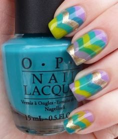 35 Of The Best Summer Nail Art Ideas photo Audrey Kitching's photos