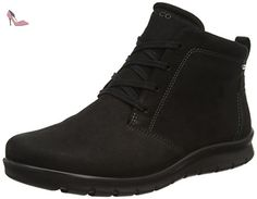 Ecco Babett,  Boots Femme, Noir (BLACK2001), 38 EU - Chaussures ecco (*Partner-Link)