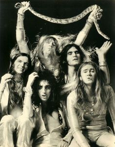 The Alice Cooper Band