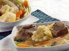 Que Cocinare Hoy?  Mis Recetas Favoritas del Libro de Recetas Nicolini: Sancochado - Pag. 85 - Sopas
