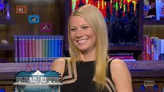Gwyneth Paltrow Does NOT Plead the Fifth on Watch What Happens Live  #InStyle