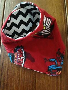 Iron Man Spider Man and Captian Amercia flannel and by DresPlace, $9.50