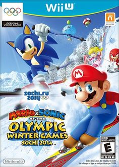 Mario & Sonic Sochi 2014 Olympic Winter Games [AVAILABLE NOW]