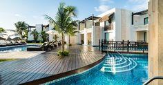 Azul Beach Hotel in Cancun, Mexico
