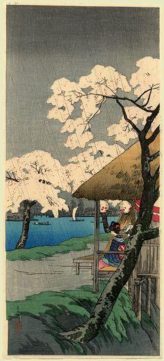 Shotei. Sudden Rain