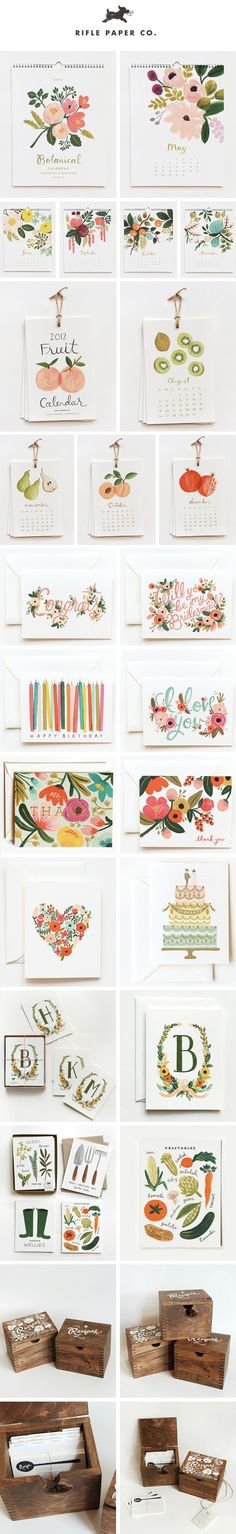Love this stationery range!! So beautiful, well designed, lovely imagery, simplistic, colourful, unique!: