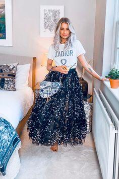 Image Makeover, Spring, Floral, Skirts, Summer, Model, Tops, Fashion, Moda