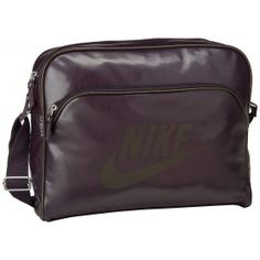 97bba71793 Nike Heritage SI Track Retro BA4271 Burgandi Unisex Shoulder Bag