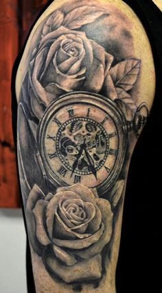 time roses