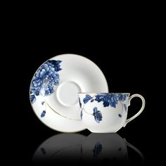 prounausa.com | Classic | Tea Cup And Saucer Prouna Fine China Luxury Dinnerware Tea Sets, Fine China, Tea Cup, Cup And Saucer, Dinnerware, Cups, Luxury, Tableware, Classic