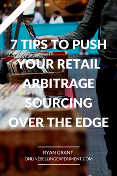 7 Powerful Tips to Improve Your Retail Arbitrage Sourcing (Updated) Make Money On Amazon, Sell On Amazon, How To Make Money, Retail Arbitrage, Homemade Business, What To Sell, Amazon Seller, Amazon Fba, Shopping Hacks