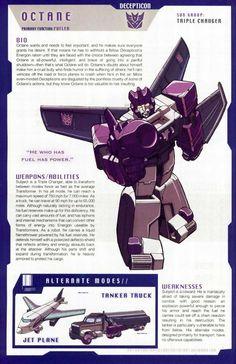 Transformers Universe - Gallery: G1 Octane