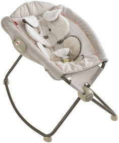 Fisher Price My Little Snugapuppy Deluxe Rock 'n Play Sleeper