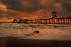 Photo Huntington Beach by Michael Smith on 500px