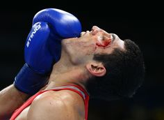 2016 Rio Olympics - Boxing - Final - Men's Fly (52kg) Final Bout 271 - Riocentro…