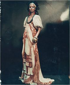 Paolo Roversi - African Queen by naezdok, via Flickr