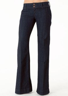 tall flare jeans with invisible stretch by denim 24/7   plus size