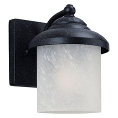 Sea Gull Lighting Yorktown 84048 Outdoor Wall Lantern - 84048EN-185