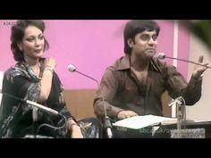 Jagjit Singh & Chitra Singh - Punjabi Tappe Recorded at BBC Pebble Mill, Birmingham, Punjab Culture, Jagjit Singh, Job Career, Classical Music, All About Time, Bollywood, Singing, Lyrics, Student