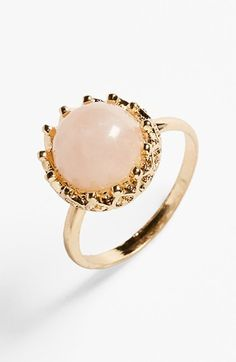 BP. 'Crown Stone' Ring (Juniors) available at #Nordstrom