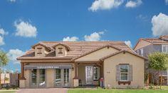 A beautiful home in Gilbert, Arizona.