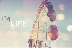 Cieszmy się życiem bo warto! Za co dziś sobie podziękujecie? :)