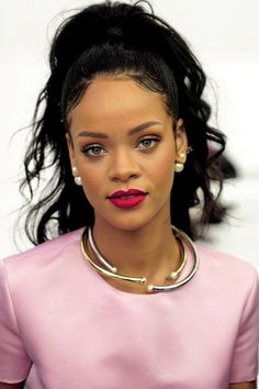 lemme-holla-at-you:   Rihanna l Christian Dior Cruise 2015 Show In New York City   Xx