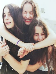 Haim. They're glorious in every way.