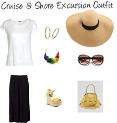 """Cruise Outfit #2"" by mspamoore on Polyvore"
