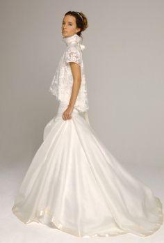 Je me suis mariée dans cette robe...