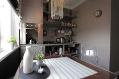 Soviet era apartment makeover in Riga
