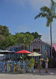 RC Otter's Island Eats, Captiva Island #eat #travel