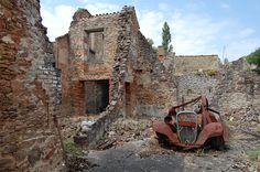 Oradour-sur-Glane : ce village français tristement célèbre pour avoir été le…