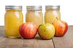 Apfelmus einkochen – wenig Aufwand & viel Genuss Mit Fallobst aus dem Garten…