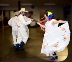 Baile típico de Venezuela, Joropo!