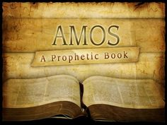 A word for today's church from the book of Amos | Pin inspiration ...