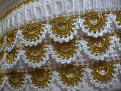 Crochet Lace Edging, Crochet Art, Saree Border, Crochet Snowflakes, Lace Making, Crochet Fashion, Beautiful Crochet, Crochet Designs, Lace Trim