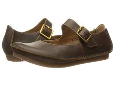 Clarks Collection Leather Slip On Shoes Ashland Lane Qvc