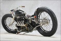 Cook Custom's Rambler Bike with great design