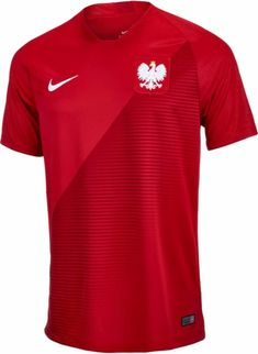 2578d4cf1 2018 19 Nike Poland Away Jersey. Shop for yours at www.soccerpro.