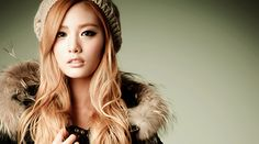 Nana from Afterschool! Love that hair colour.